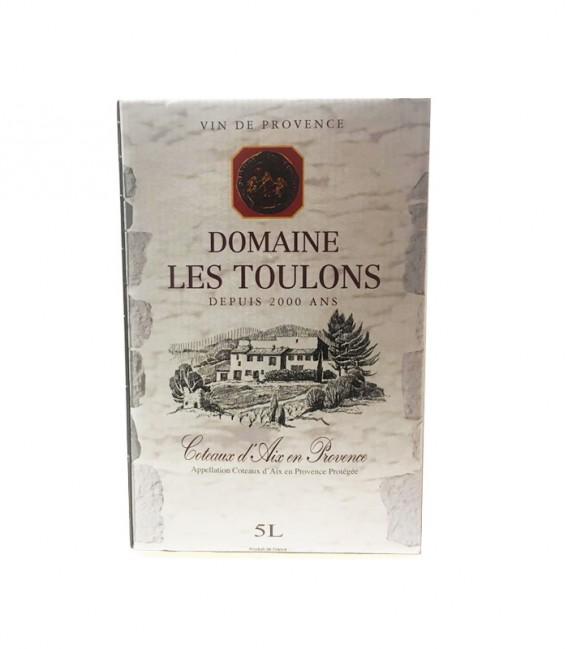 Domaine des Toulons - AOC Coteaux d'Aix en Provence