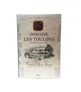 Domaine des Toulons - AOP Coteaux d'Aix en Provence