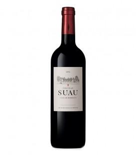 Château Suau Rouge - AOP Côtes de Bordeaux